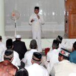 Safari Ramadan di Sanggar, Dahlan Minta Masyarakat Jaga Kamtibmas