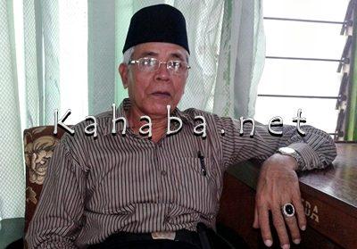 Wakil Ketua I Baznas Kabupaten Bima, H Tajudin, M Djooh. Foto: Ady
