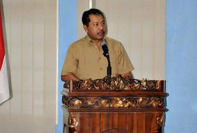Walikota Bima HM. Qurais H. Abidin. Foto: Hum
