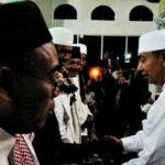 Wawali Serahkan Bantuan untuk Masjid Baburahman Mande