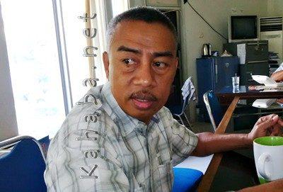 Anggota DPRD Kota Bima, Taufik HA. Karim. Foto: Bin