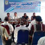 Antisipasi Konflik Sosial, Bakesbangpol Gelar Rapat Konsolidasi