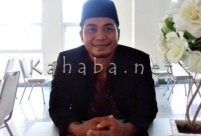 Budiman Hasan Kafilah asal Kota Bima. Foto: Eric