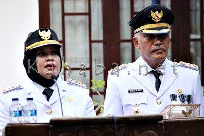 Bupati dan Wakil Bupati Bima. Foto: Bin