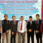 Komunitas Lentera Muda Bima Gelar Seminar Nasional Keperawatan