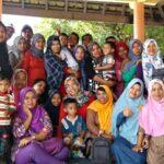 Reuni SMP 3 Angkatan 98, Kebahagiaan yang tak Terkira