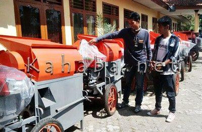 Mesin Multiguna di Dinas Pertanian Tanaman Pangan dan Holtikultura Kabupaten Bima. Foto: Bin