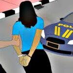 Konsumsi Narkoba, Dua Gadis Dibekuk Polisi