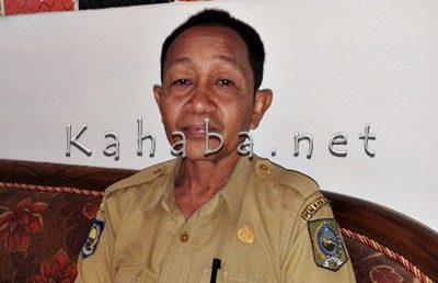 Kabag Umum Setda Kabupaten Bima H. Budiman. Foto: Noval