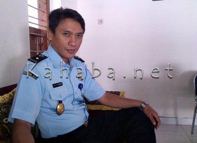 Kepala Imigrasi Bima M. Irham Anwar