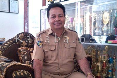 Ketua Panitia PPDB  SMAN 1 Kota Bima, Rudy. Foto: Eric