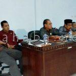 Komisi I Terima Kunjungan BKKBN NTB