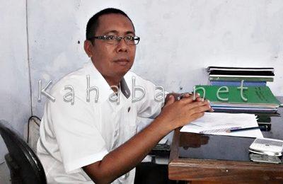 Mahfud, Kasi Perizinan dan Jamkesmas Dikes Kota Bima. Foto: Bin