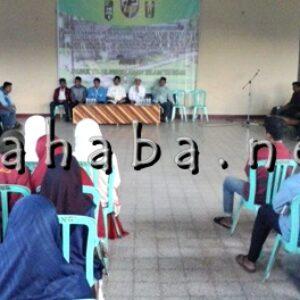 KNPI dan OKP Napaktilas Islam di Bima