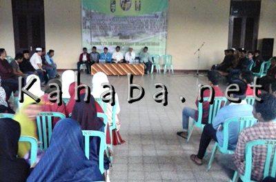 Napaktilas Islam oleh KNPI dan OKP. Foto: Ady