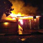 Lidik Kebakaran Toko Pasar Tente, Polisi Hadirkan Tim Labfor Bali