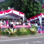 3000 Peserta Meriahkan Pawai Ta'aruf MTQ ke-XXVI Tingkat Nasional