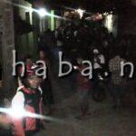 Rumah Dilempar, Ibu Ibu Kampung Sigi Ngungsi di Masjid