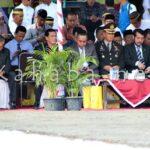 Upacara HUT Bima ke-376 Dihadiri Tokoh Nasional