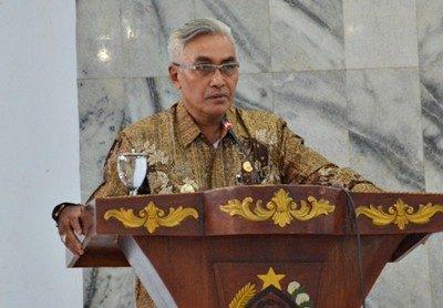 Wakil Bupati  Bima Dahlan M. Noer. Foto: Hum