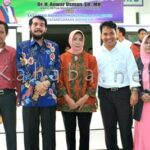 Wakil Ketua MK Berikan Kuliah Umum di STIKES Yahya Bima