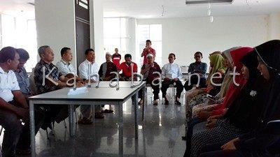 Wawali Bima saat memberi motivasi Kafilah asal Kota Bima. Foto: Eric