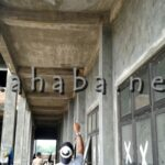 Pembangunan Kantor Bupati Bima Amburadul