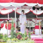 Bupati Bima Pimpin Peringatan Detik-detik Proklamasi