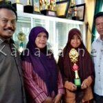 Hayatun Nufus Raih Medali Emas KSM Tingkat Provinsi NTB