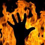 Kebakaran di Labuan Kananga Tambora, Satu Keluarga Tewas