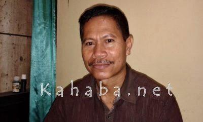 Kapolsek Rasanae Barat Kompol Jamaluddin.Foto: Noval