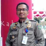 Pol PP Tingkatkan Waspada dan Pengamanan Kantor Walikota Bima