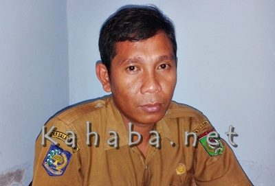 Kasubbid Peningkatan SDM BKP2 Kota Bima, Muhammad Syahwan. Foto: Noval