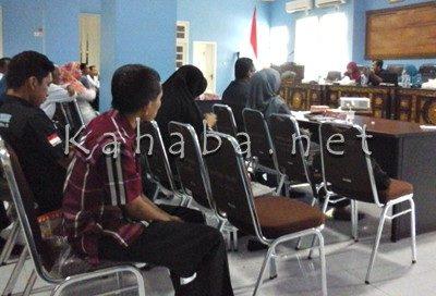 Kegiatan Rapat Penguatan Pokja Anak. Foto: Ady