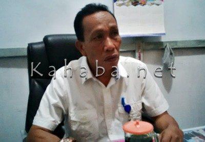 Kepala Bidang Pemuda dan Olahraga Dinas Dikpora Kota Bima H. Muhtar. Foto: Bin