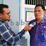 Walikota Bima dan Pejabat Jenguk Syahrullah