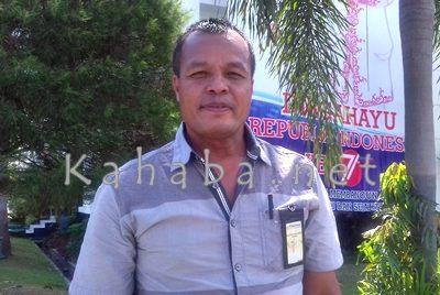 Ketua Pemuda Kelurahan Nae Bambang Eka Santoso. Foto: Eric