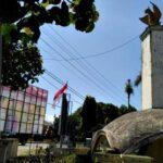 Monumen Bersejarah Lusuh dan tak Terawat, Pemerintah Diminta Peduli