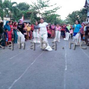 Kelurahan Sarae Meriahkan HUT RI dengan Lomba