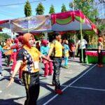 Bupati Bima Buka Lomba Senam  Antar SKPD dan Kecamatan