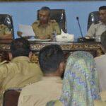 Wakil Walikota Bima Pimpin Evaluasi PAD
