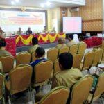 Pemkab Bima Gelar Pelatihan Penyusunan Kertas Kerja Auditor