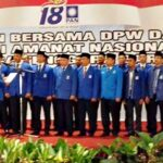 Julkifli Hasan Lantik DPW dan DPD PAN Se-NTB