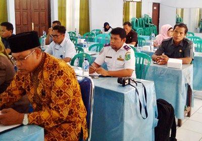 Rapat Kerja Giat Anti Narkoba bersama Instansi Pemerintah. Foto: Bin