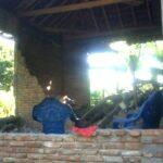 Gempa 5,6 SR, Belasan Rumah di Tambora Rusak