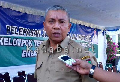 Wakil Walikota Bima H. Arahman H. Abidin. Foto: Eric