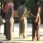 Pegawai Terlambat Ngantor, Tayeb Marah Marah