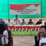 Dewan Reses di Dodu, Warga Minta Aspal Jalan dan Hentikan SPAM