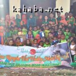 Peduli Pendidikan, Hokky Mart Bantu Alat Peraga dan Dana