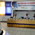 IGI Kota Bima Gelar Seminar Nasional